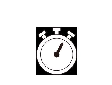 作業時間計測機能